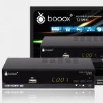 Booox T2 Mini+, USB, DVB-T2 ресивер, медиаплеер