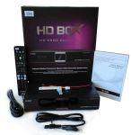 HD BOX 9500 Combo CI+, спутниковый комбо ресивер (DVB-S2/T2/С, 2CA+2C+)