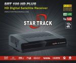 StarTrack SRT 100HD PLUS - спутниковый ресивер DVB-S2,CA,2 USB,lan