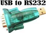 Переходник USB 2.0 - RS 232