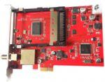 DVBSKy S950CI DVB-S/S2 PCIe(QPSK,8/16/32PSK,CI слот, пульт)