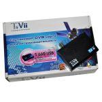 TeVii S660 USB 2.0 (DVB-S2) с пультом